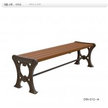 평벤치 주조 DIN-012A