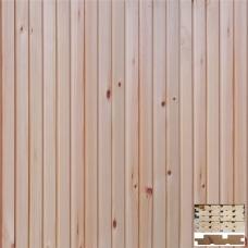 블럭사이딩 루바 /무광색